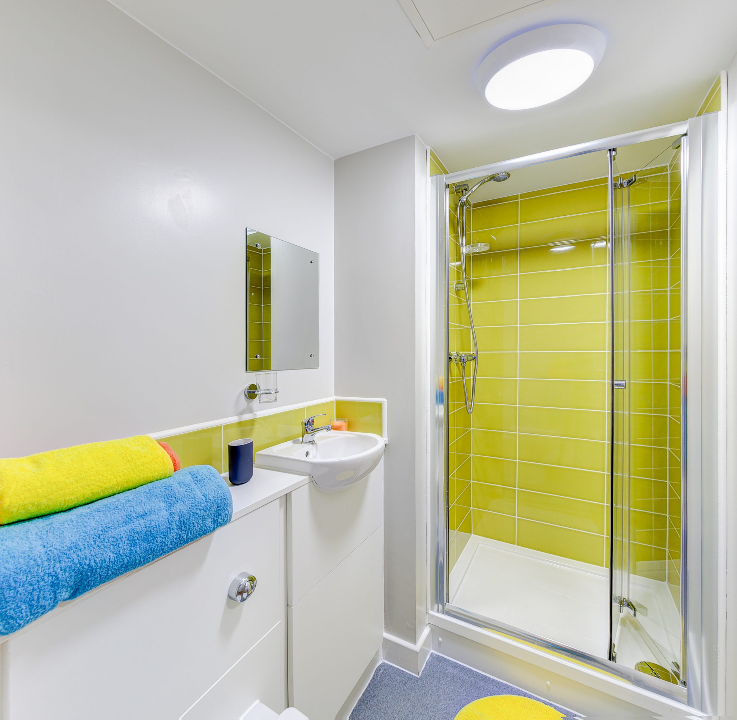 private student en suite in Stanley Court Liverpool